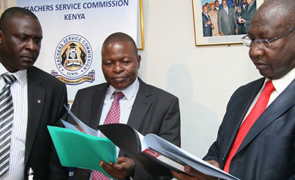 Teachers' Service Commission (TSC) County Directors and their Contacts