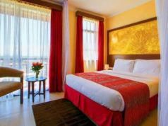best hotels kisumu vittoria suite