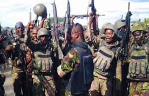 kenya defense forces, kdf salary scales