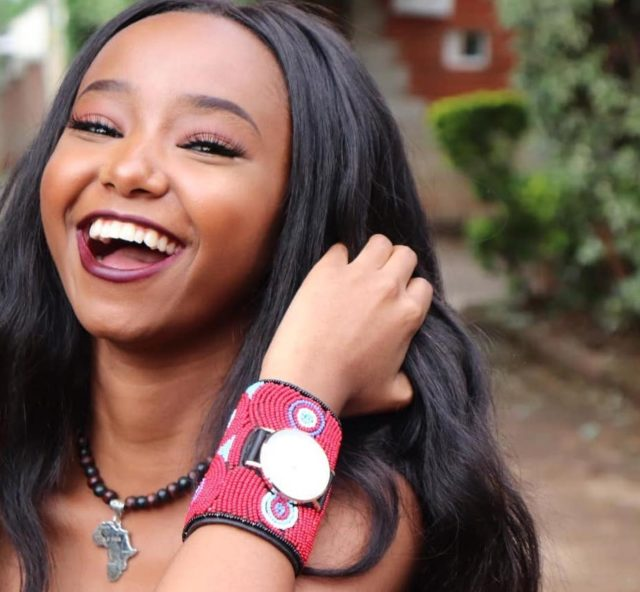 Wambosha maxine biography, age, boyfriend, net worth