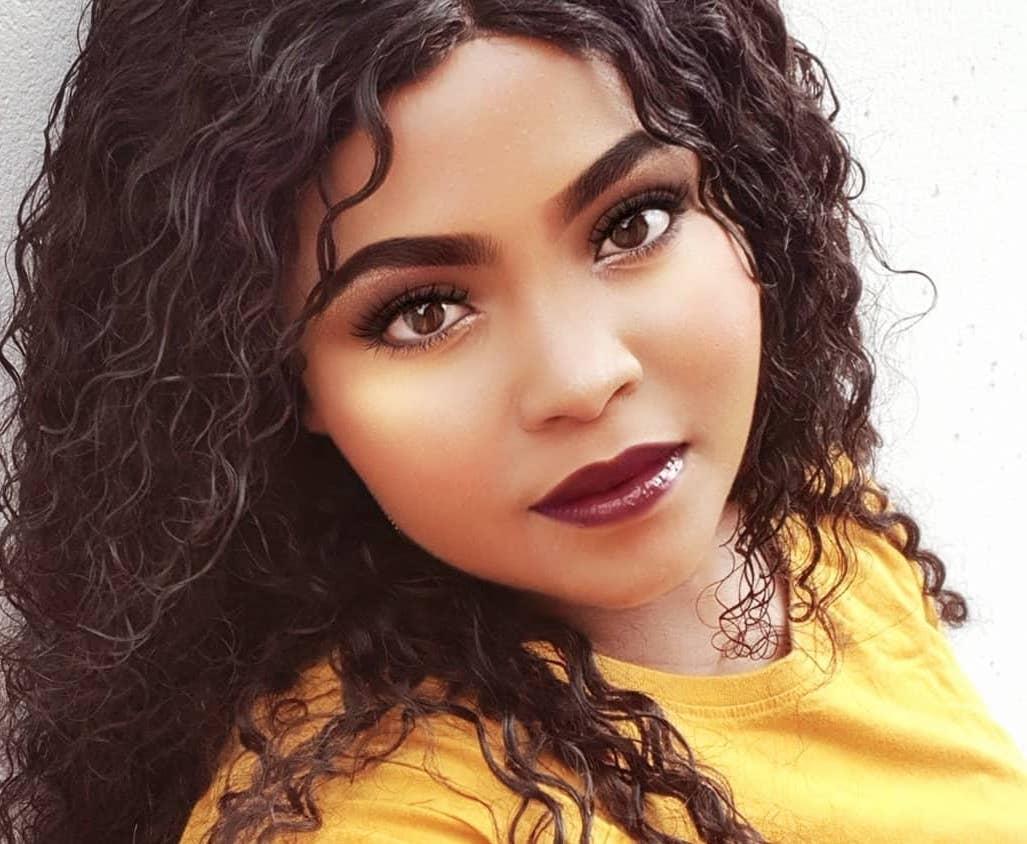 Rhythm City actress Itumeleng Bokaba (Mampho) announces