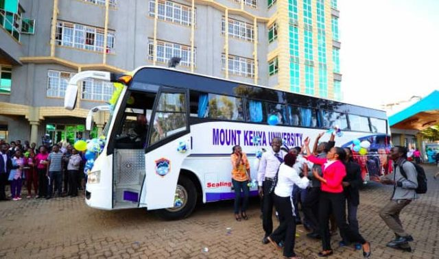 Most Marketable Courses Offered at Mount Kenya University