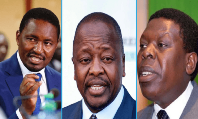 Top 10 Richest Cabinet Secretaries in Kenya 2020/2021