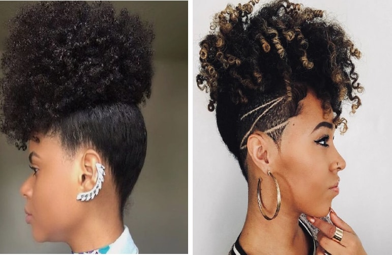 A list of Top 10 Best Hairstyles for African Ladies to Rock in 2020