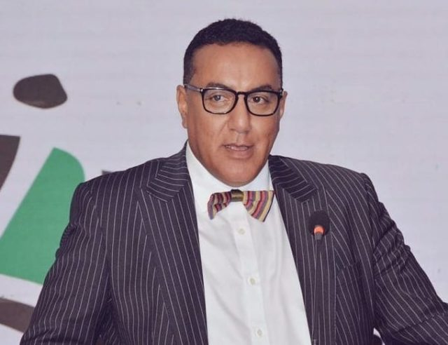 Najib Balala Bio - Age, Education, Politics, Family, Wife and Net Worth