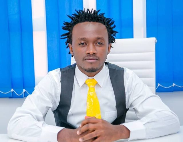 Kelvin Bahati Biography – Age, Education, Songs, Diana Marua, Net Worth