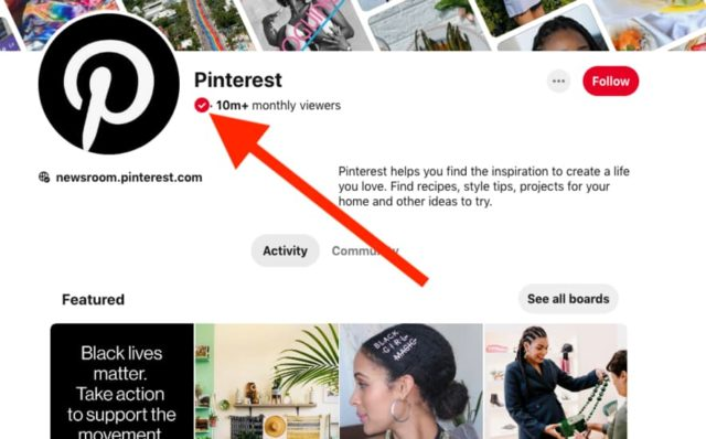 Pinterest Verification; How to Get Verified on Pinterest 2020/2021
