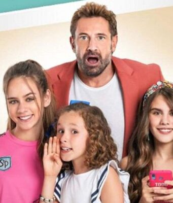 Single Dad (Soltero Con Hijas) Citizen TV Drama Episodes, Characters and Real Names