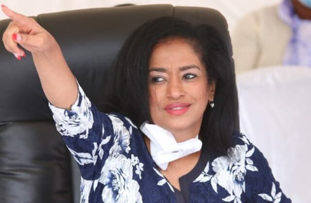 Esther Passaris Biography, Age, Career, Husband, Family, Net Worth