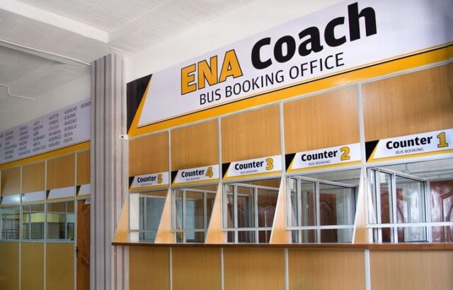 ENA Coach Bus Service Owners, Shareholders and Net Worth 2021