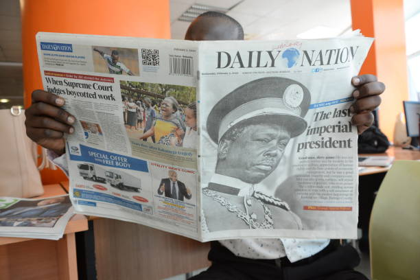 Daily Nation Online Subscription Packages, Charges, and How to Pay