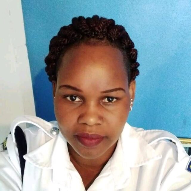 Caroline Kangogo Commits Suicide by the bullet