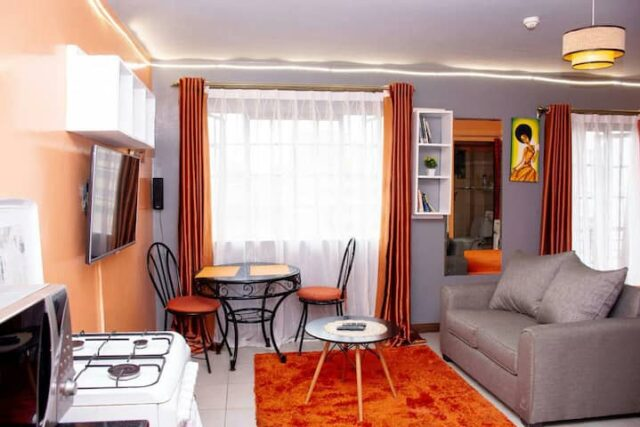 Cheapest Airbnb apartments in Nairobi, Prices Per Night