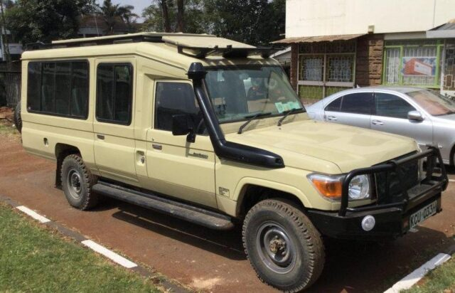 Best Campervan Hire Companies in Kenya, Prices and their Contacts