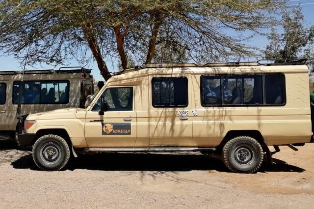 Cheetah Revolution Safaris Kenya Owners, Services, and Contacts