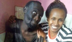Wanja Mwaura and Patrick Hinga