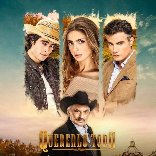 Citizen TV Quererlo Todo Episodes, Cast, Characters and Real Names